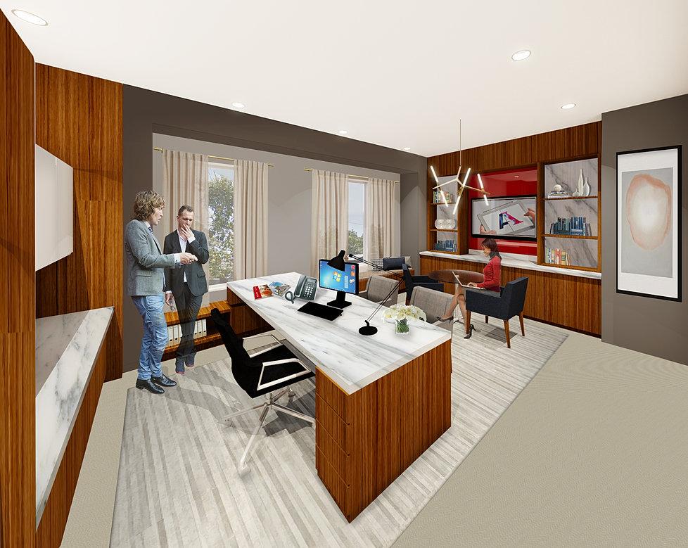 Studio pie interior design jakarta indonesia for Office design jakarta