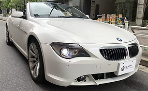BMW 6 ガブリオレ