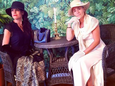 Angelika is back on stage with Strindberg.