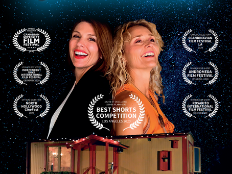 "The Short Film ""Greta's B&B"" is reaching success arround the world!"