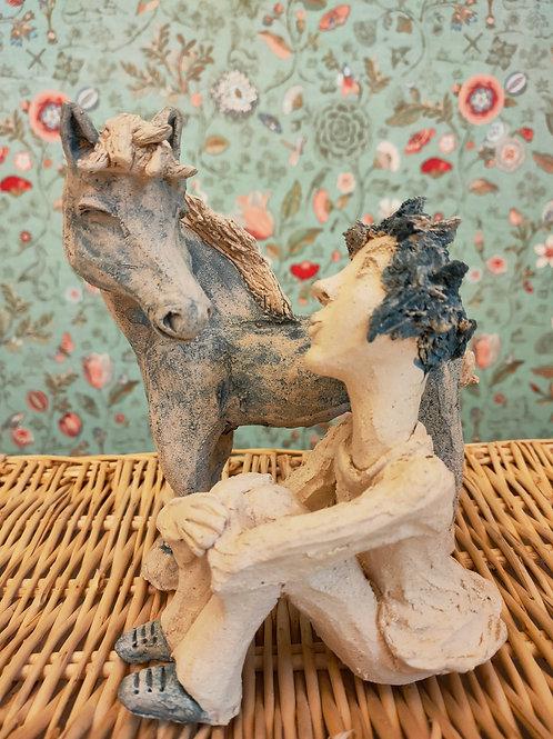 """Sculpture """"Le Petit Prince"""""""