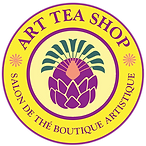 LOGO ART TEA SHOP Salon de thé - Boutique artistique