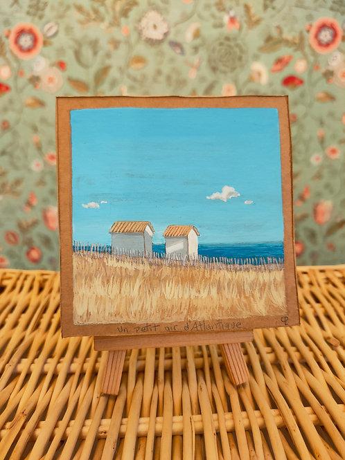 """Miniature d'Ariège """"Un petit air d'Atlantique"""""""