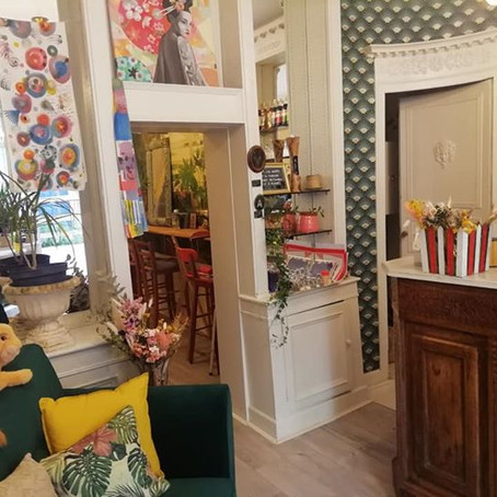 ON PARLE DE ART TEA SHOP DANS TOULOUSCOPE !