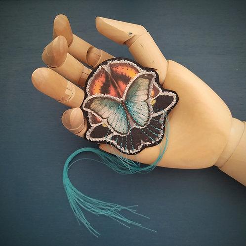 """Broche papillon """"Talasi"""""""
