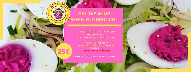 ART TEA SHOP WEEK-END BRUNCH ! (2) (1).p