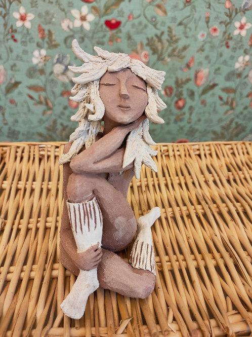 Sculpture Nymphe