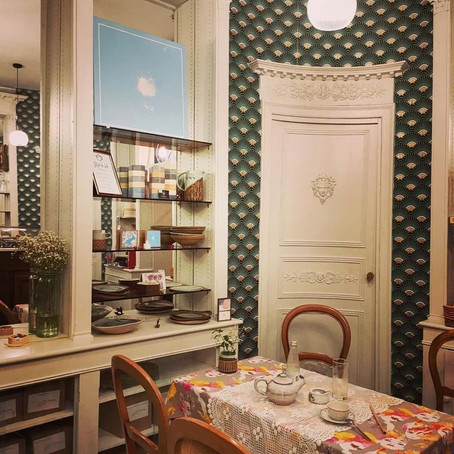 🌞ON PARLE DE ART TEA SHOP dans DOCTEUR CONSO !!