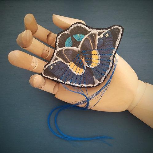 """Broche papillon """"Doli"""""""
