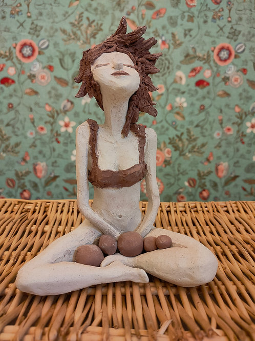 Sculpture Méditation