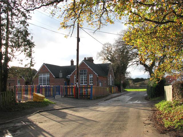 Tivetshall school