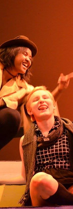 LADYBUG, James and the Giant Peach at Cape Fear Regional Theatre
