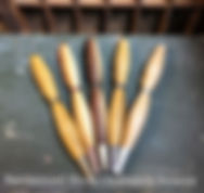 Check out these slimline pens made from