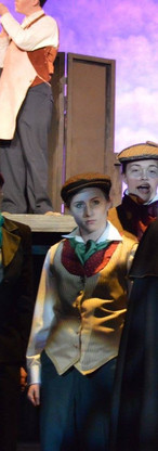 ENSEMBLE, Sweeney Todd at Temple Theatre