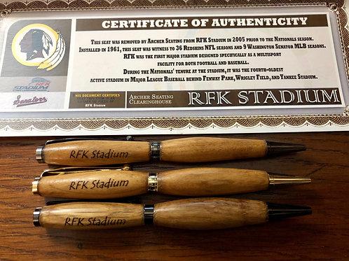 RFK Stadium Slimline