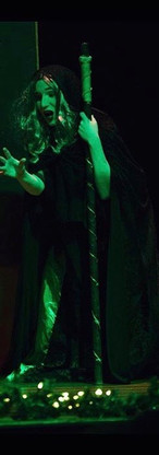 THE WITCH, Into the Woods at Leavenworth Theatre