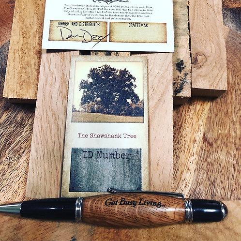 Shawshank Redemption Tree