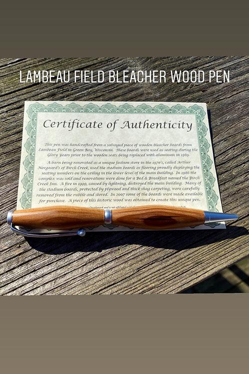 Green Bay Packers Slimline Pen