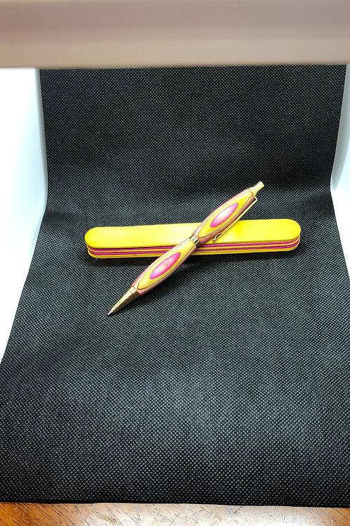Popsicle Stick Mechanical Pencil