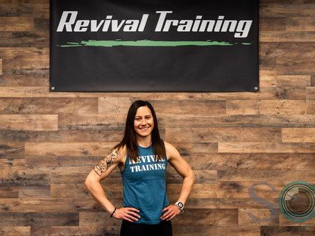 Meet Dana: Owner of Revival Training