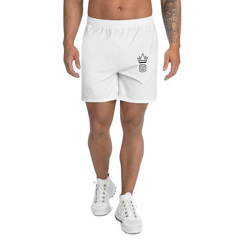 Gains Kingdom Men's Athletic Long Shorts
