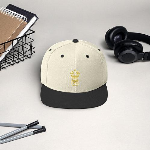 Gains Kingdom Snapback Hat