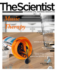 The Scientist Music Therapy Illustration