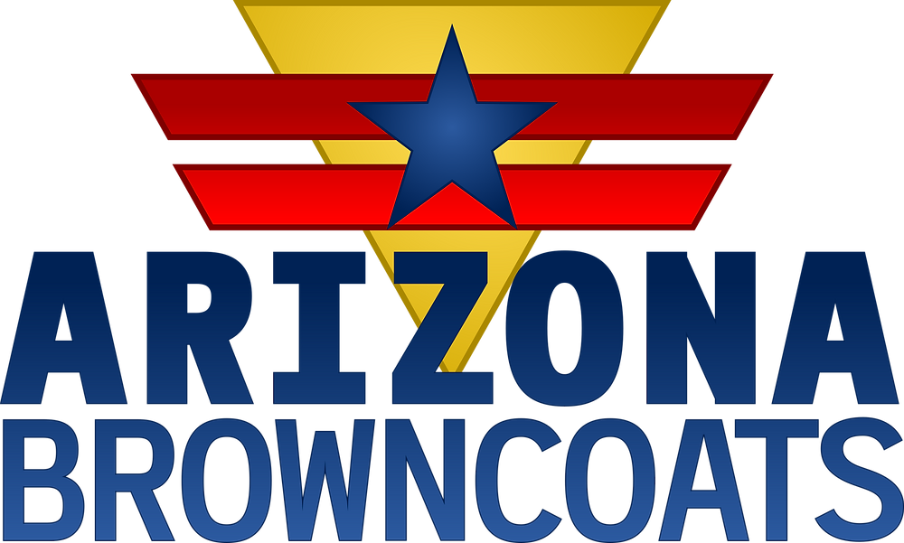 The New Arizona Browncoats Logo