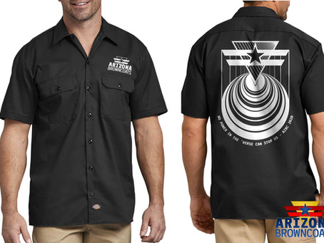 2020 Limited Edition Work Shirts!