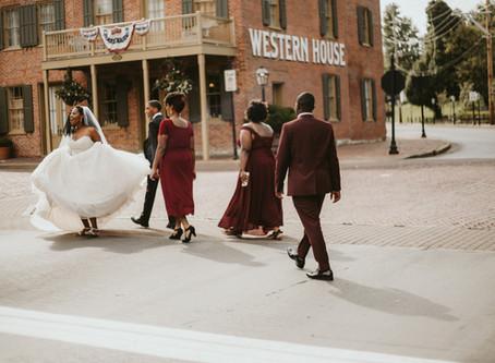 Wedding in Historic Saint Charles | Midwest Wedding & Lifestyle Photographer