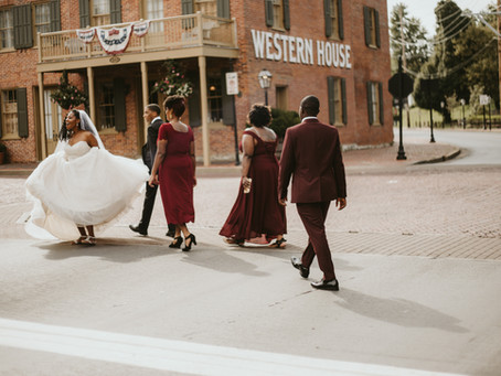 Wedding in Historic Saint Charles | Midwest Wedding & Lifestyle Photographer
