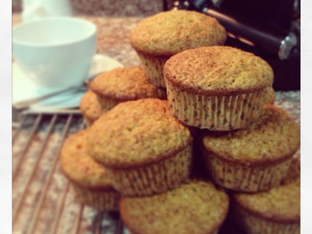 Apple and Carrot Cupcakes