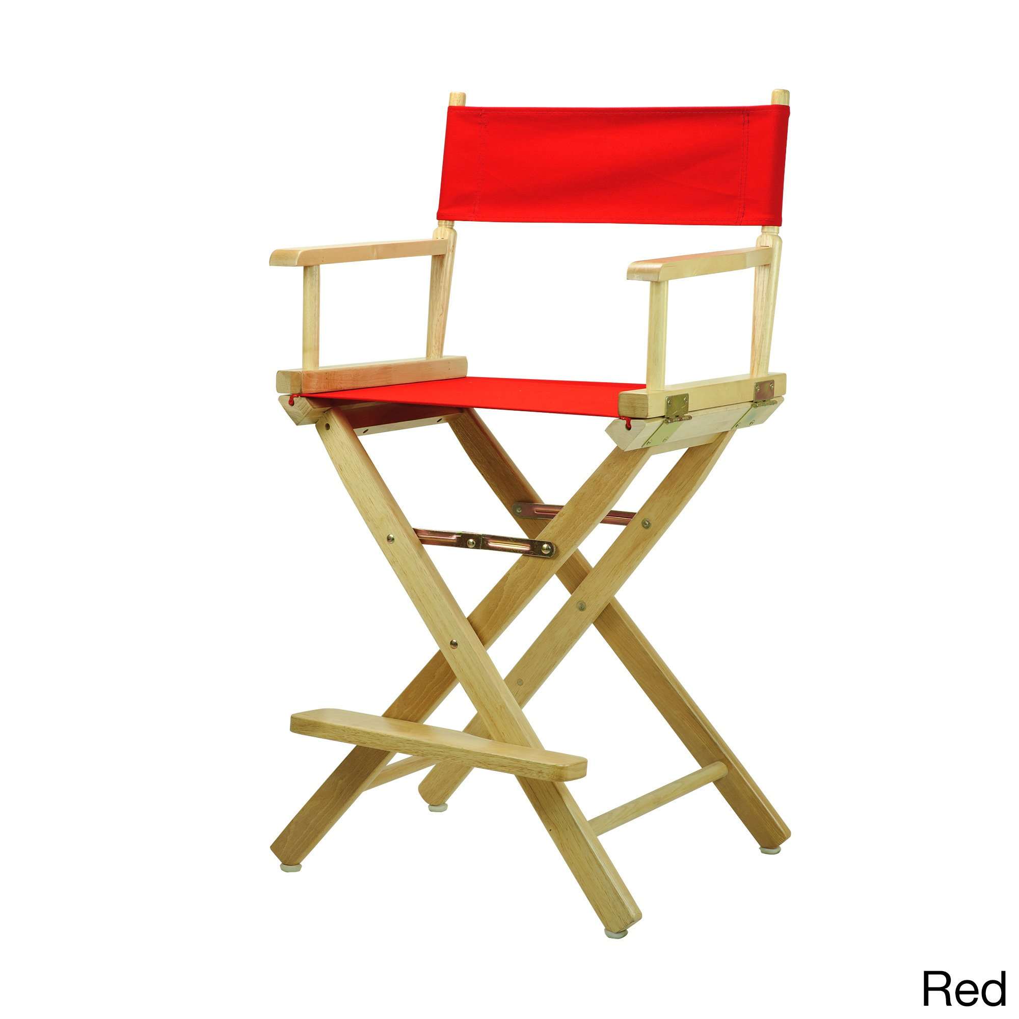 Directors-Chair - Red
