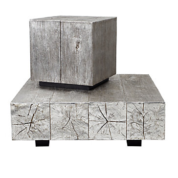 SILVER LOG TABLE