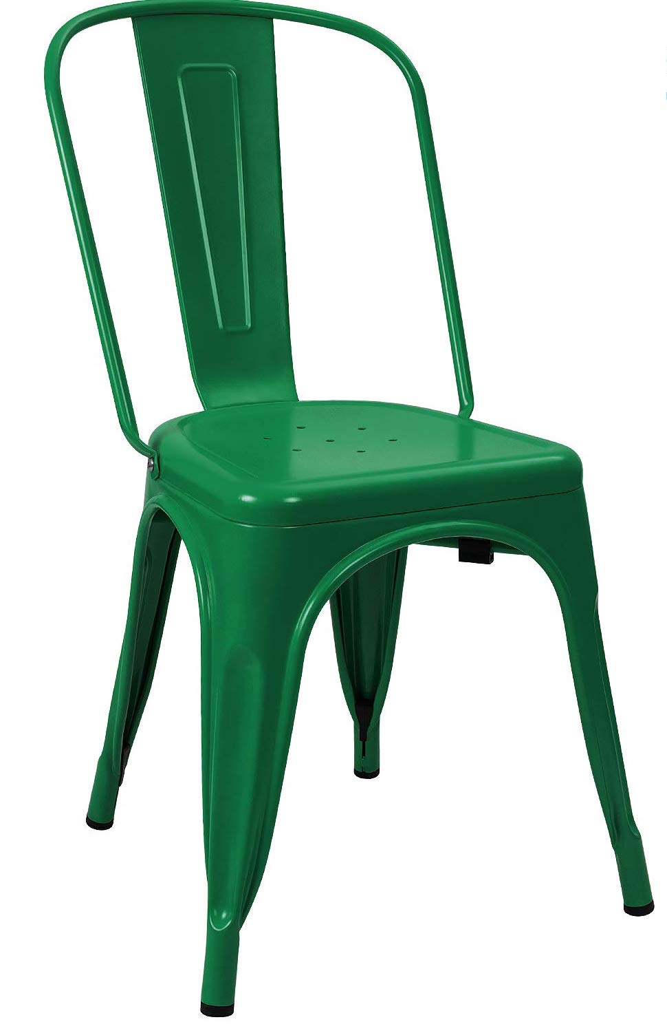 Metal Chair - Green