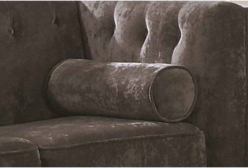 Sofa Pillow Roll - Grey