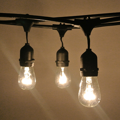 SUSPENSION GLOBE LIGHTS
