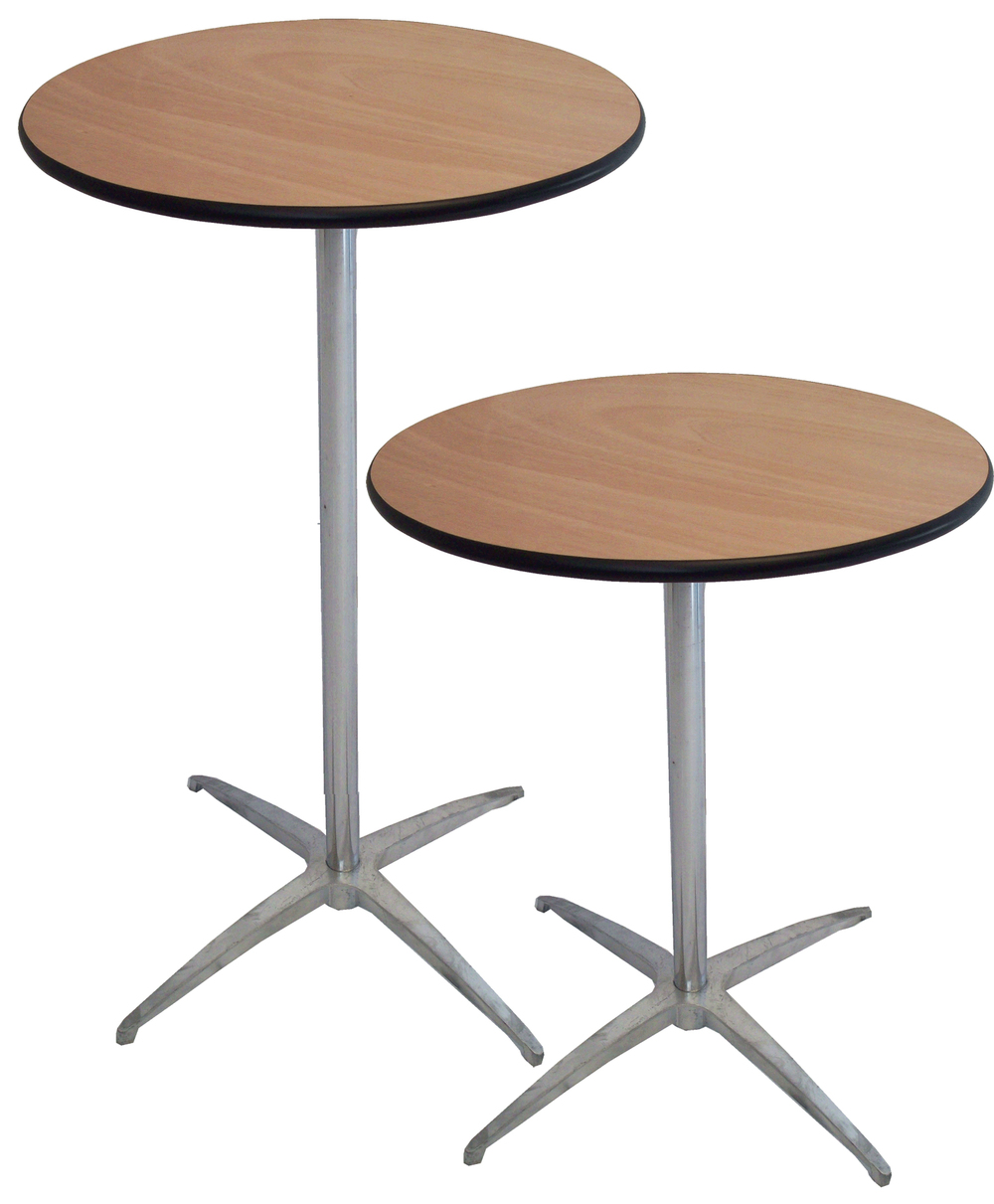 Standup Tables - 2 Sizes
