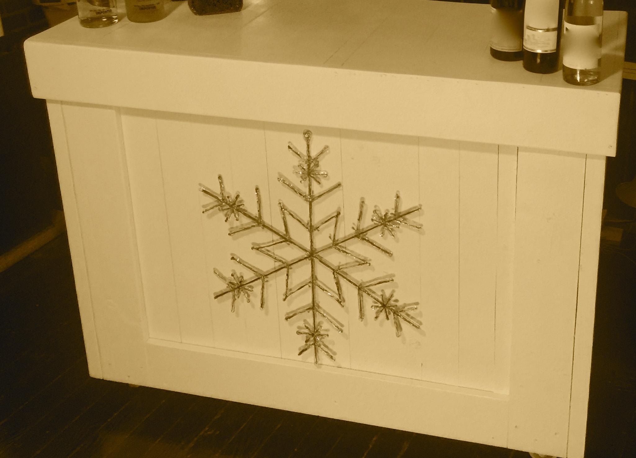Snowflake Bar