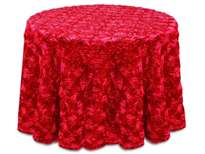 Rose Linen RED