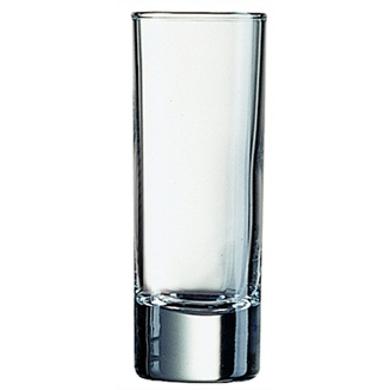 Tube Shot Glass