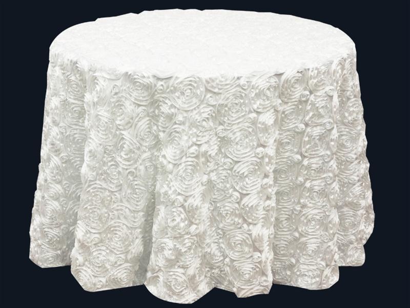 White Rose Linen