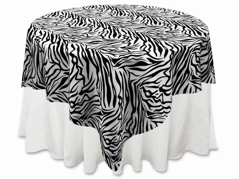 Zebra Round