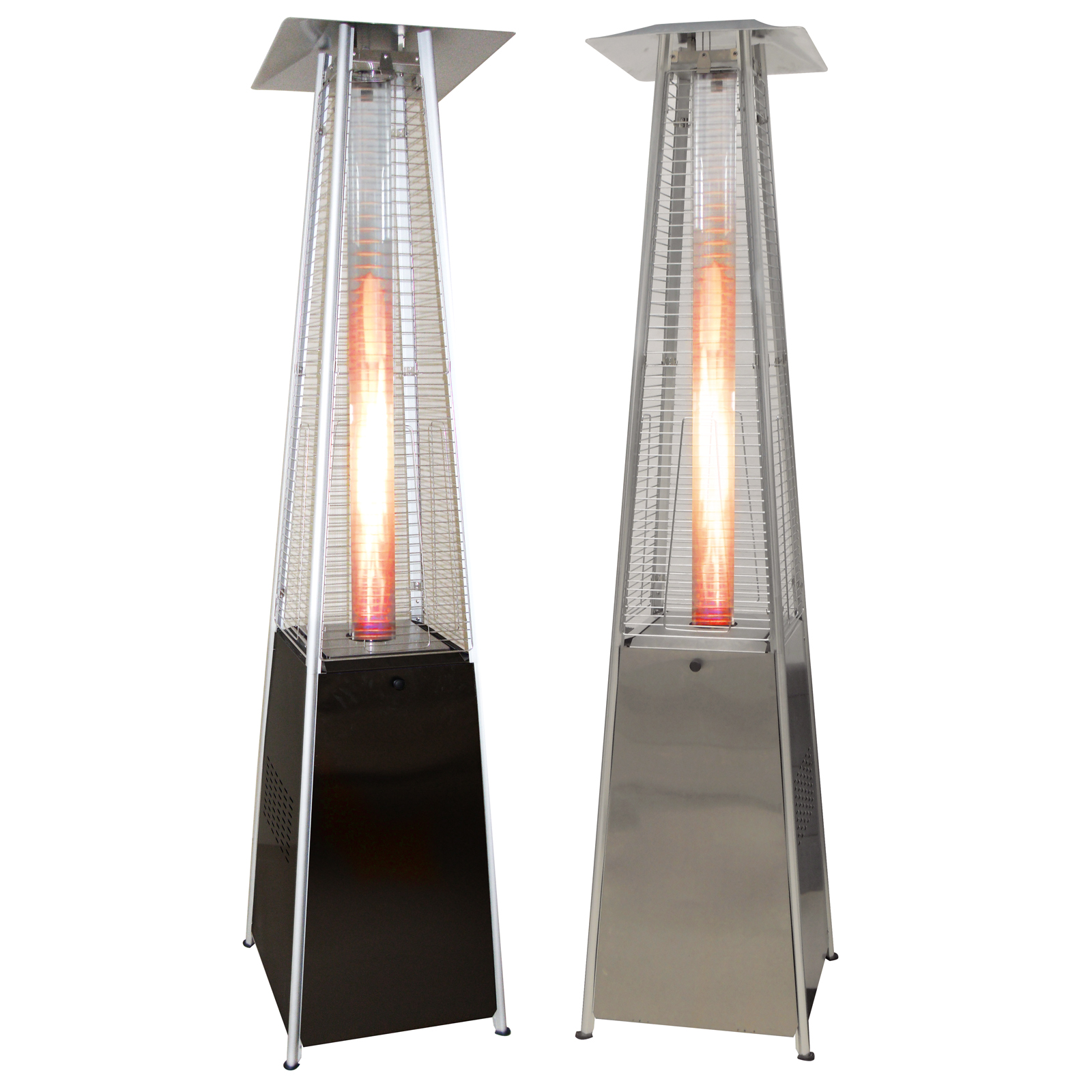 Pyramid Heaters