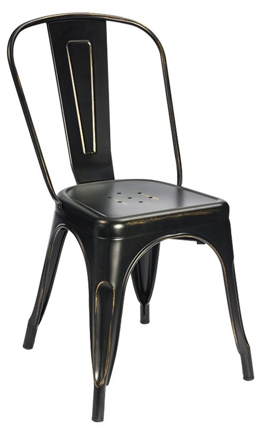 Metal Chair - Black