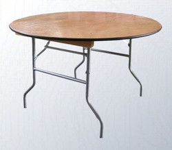 Solid Wood Round Tables