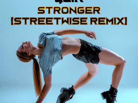 OUT NOW: QUIX  - Stronger (feat. Elanese) [Streetwise Jersey Club Remix]!