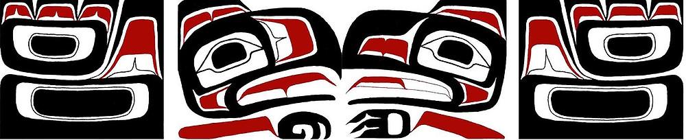 Eagle and Raven clans, Tlingit
