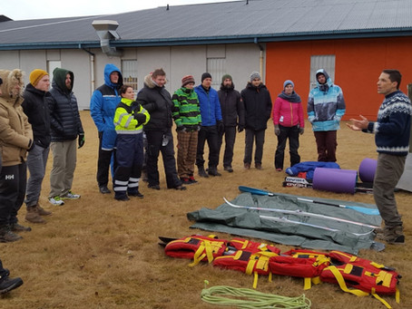 Viristar Offers Emergency Medicine and Wilderness Rescue Training in Iceland