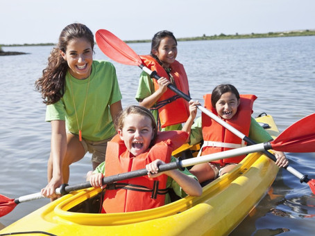 Vaccinated Youth 12-15 May Be Maskless Outdoors at US Camps